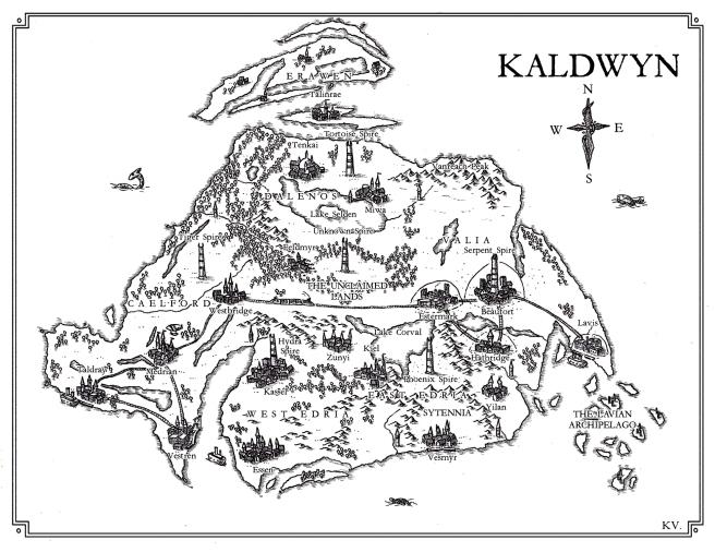 kaldwyn final sma