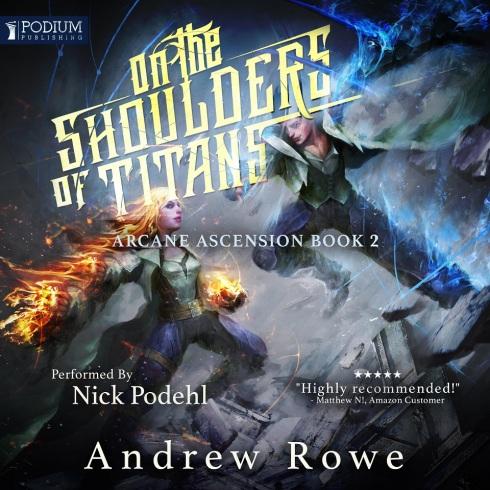 Audio Book Cover Medium